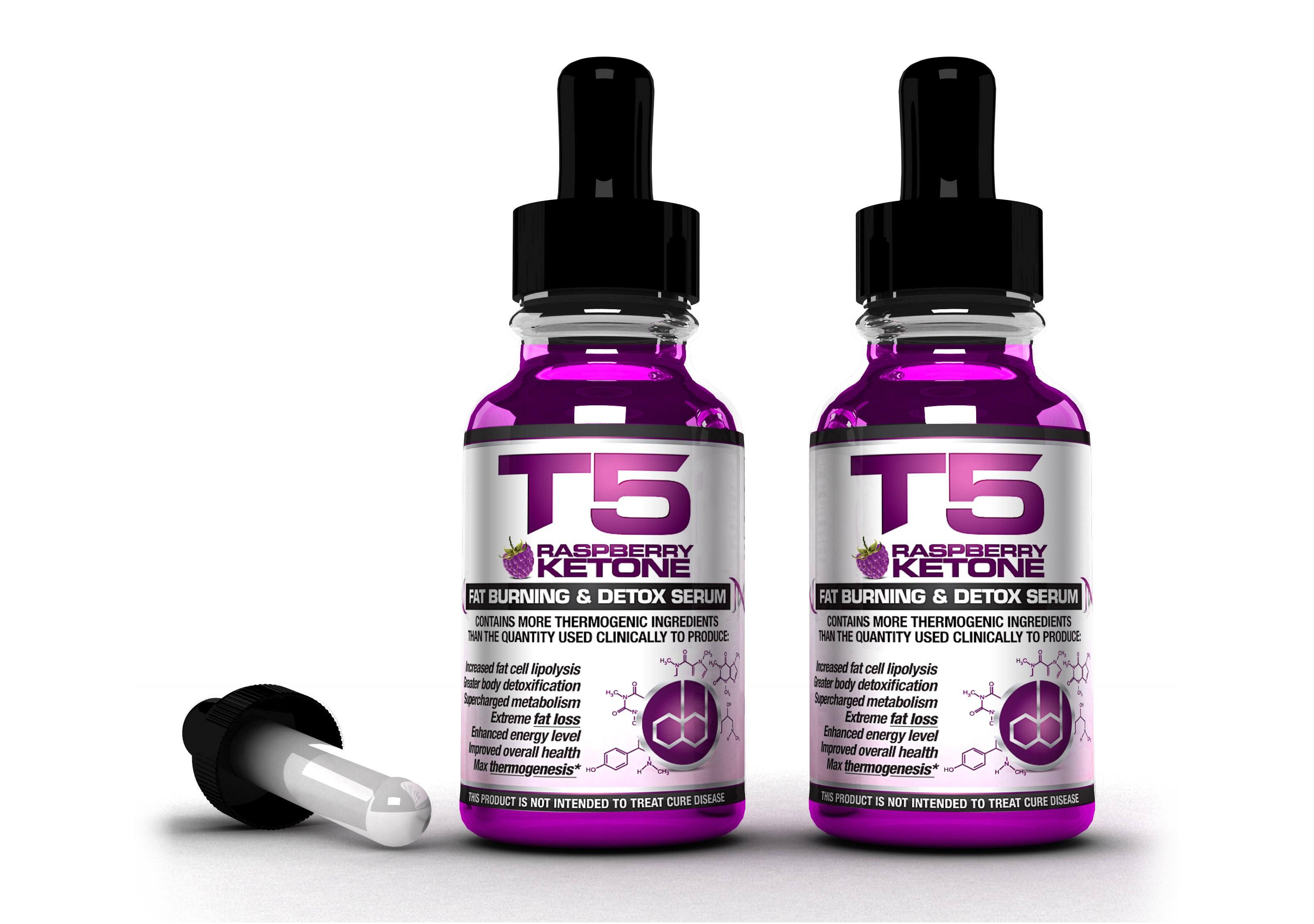 T5 Raspberry Ketone 2 Bottle Bundle