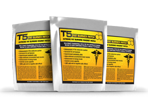 T5 Fat Burners 3 Month Patch Supply