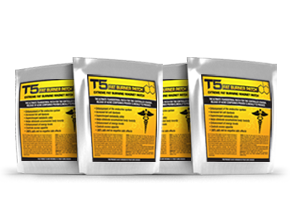 T5 Fat Burners 4 Month Patch Supply