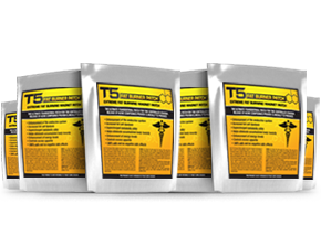 T5 Fat Burners 6 Month Patch Supply