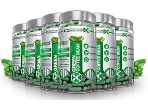 Green Coffee Bean 6 Bottle Bundle