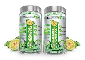 Garcinia Cambogia 2 Bottle Bundle