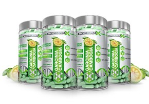 Garcinia Cambogia 4 Bottle Bundle