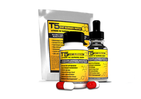 T5 Fat Burners Extreme Starter Kit