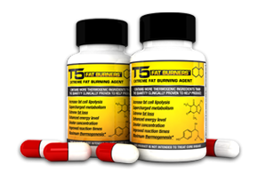 T5 Fat Burners 2 Bottle Bundle