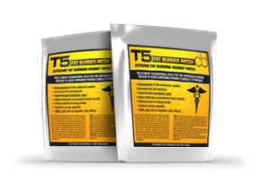 T5 Fat Burners 2 Month Patch Supply