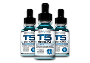 T5 Fat Burners 3 Bottle Bundle