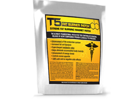 T5 Fat Burners T5 Patch