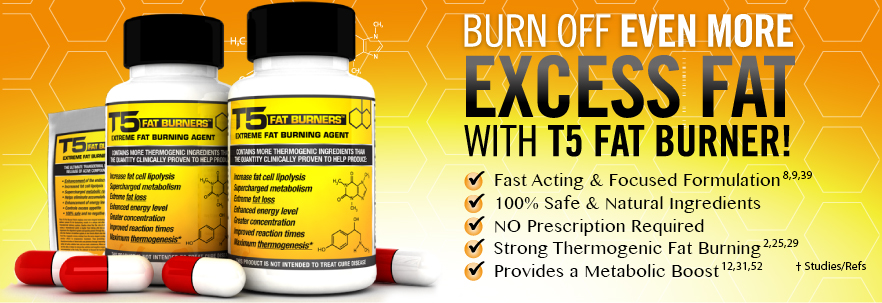 Biogen T5 Fat Burners | Thermogenic Fat Loss